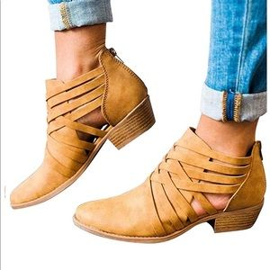 Shoes - New Ankle Booties